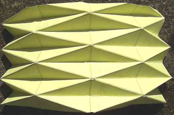 Pleated Structures Basic Pleating Patterns